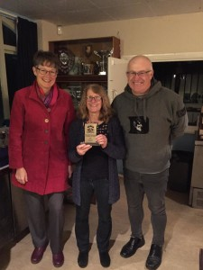 Jo Daniels - Best Performance at Samphire Hoe Series by a Female