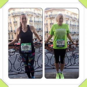 Before the start of the marathon 6-4-14 (1)