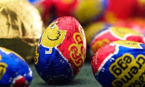 Chocolate Eggs!